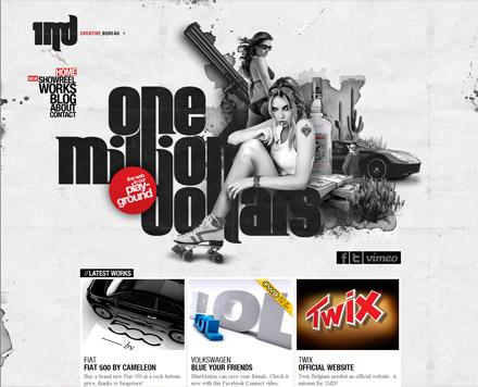 1MD + Creative Bureau